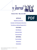 Alchemy Journal Vol2 No3