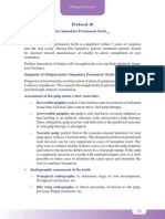 Protocol 10 Treatment Options for Immature Permanent Teeth