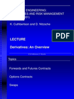 Chp01 Derivatives an Overview