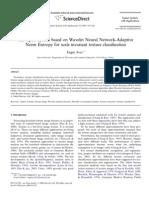 Wavelet Ann Texture
