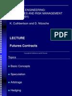 Chp02 Futures Markets