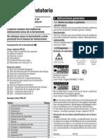 manual HILTI PR 25