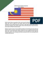Bendera Dan Jata Negara Di Malaysia