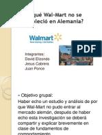 Porqué Wal-Mart no se estableció en Alemania