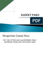 Gawat  Paru