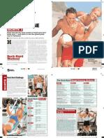 Bodybuilding - The Rock Hard Challenge (Month 3 Training)