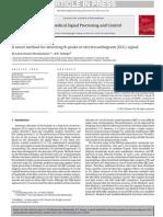 A+Novel+Method+for+Detecting+R Peak+Sin+Electrocardiogram+(ECG)+Signal+2011+Elsevier