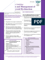 Thyroid Guideline