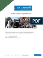 Reponses Des Rouennais a La Grande Enquete Bures2014