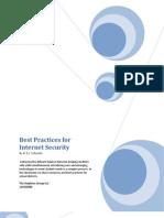 Best Practices for Internet Security in K-12 Schools