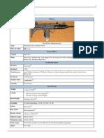 Development of the Uzi Machine Gun