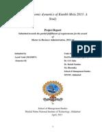 Study on Kumbh Mela Allahabad