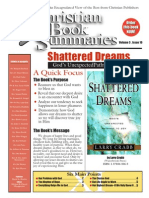 Shattered Dreams-summary of the book
