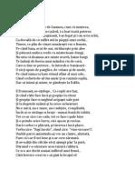 Scrisoarea v - Mihai Eminescu