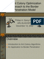An Ant Colony Optimization