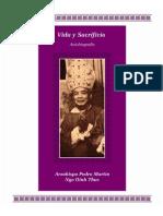 Vida y Sacrificio. Autobiografía - Mr. Pedro Martín Ngo Dinh Thuc
