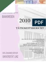 Corporate Social Responsibility im OÖ Bankensektor - Ein Bankenvergleich_Bericht2010