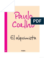 El Alquimista Paulo Coelo