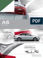 Audi a6 Hybrid Product