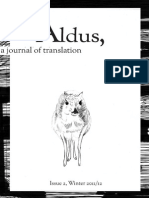 Aldus Journal of Translation Issue2_web