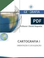 Cartografia - Orientação - Localização