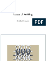 Loops of Knitting