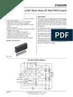 STA6940M-Datasheet