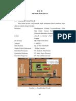 Bab III Metode Perencanaan struktur kolom dan fondasi telapak beton bertulang