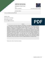O risco no âmbito da teoria social - João Areosa - Congresso Português de Sociologia