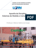Sistemas de Medidas e Instrumentação 2013_2