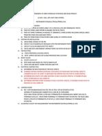 Site Visit Checklist - Sample