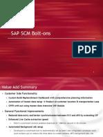 SAP SCM - Addons