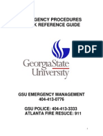 Emergency Quick Reference Guide