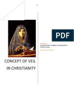 Concept of Veil in Christianity