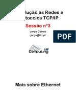 Introdução as Rede e Protocolos TCP/IP 3