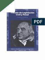 Bentham Tratado de Legislacion Civil y Penal - Tomo III