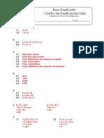 1 - Os números naturais - Teste Diagnóstico (1) - Soluções