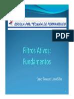 7- FILTROS ATIVOS I [Modo de Compatibilidade]
