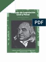 Bentham Tratado de Legislacion Civil y Penal - Tomo IV