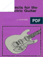 Guitar- -Projects for the Electric Guitar