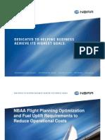 NBAA 2010 Optimized Planning