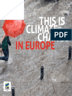 This Is Climate Change In Europe