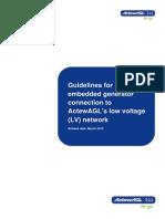Guide- LV Embedded Gen Conn