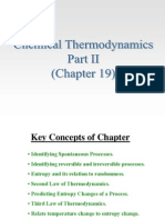 Chapter 19 Thermodynamics
