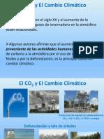 El  CO2 y el Cambio Climático - 24 junio