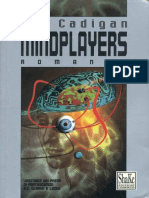Pat Cadigan - Mindplayers.epub
