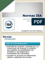 Normas ISA