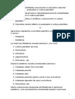 Tema 4Contabilitatea consumurilor si calculatia costurilor produselor in cultura plantelor