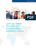 MGI Lions Go Digital (Full Report - Nov 2013)