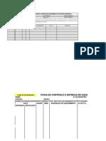 Ficha de Epi Excel